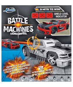 battle machine rc cars