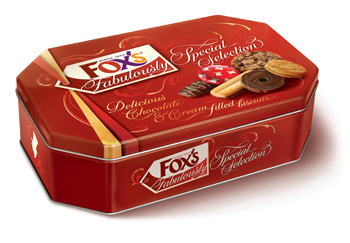 Mmmm Fox S Biscuits For Christmas Iconic Gifts